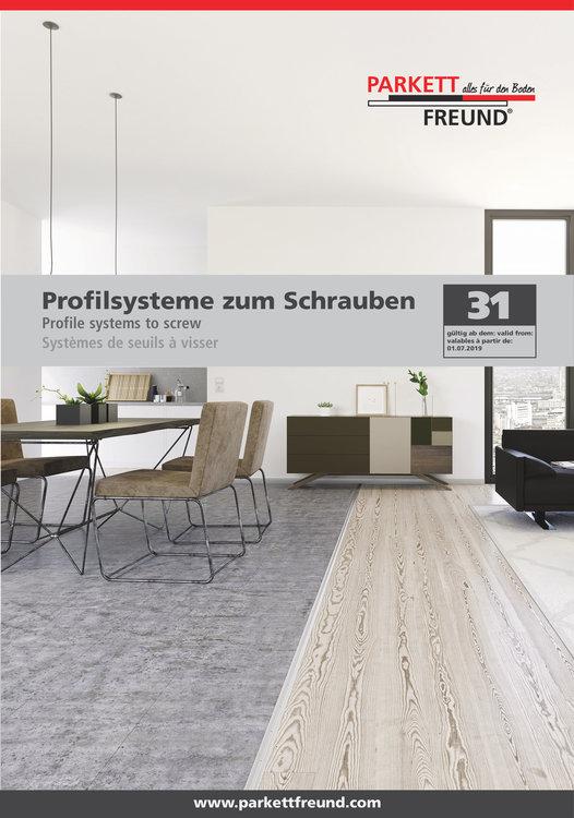 h2o.hu ParkettFreund Schrauben EUR árlista 31 2020